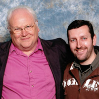 Height of Colin Baker