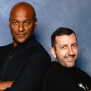 Height of Colin Salmon