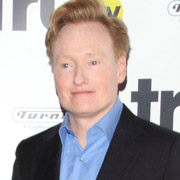 Height of Conan O'Brien