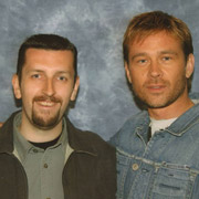 Height of Connor Trinneer