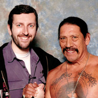 Height of Danny Trejo