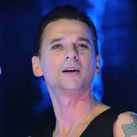 Height of Dave Gahan
