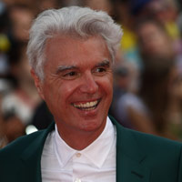 Height of David Byrne