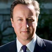 Height of David Cameron