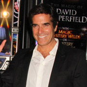 Height of David Copperfield