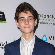 Height of David Mazouz