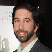Height of David Schwimmer