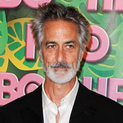 Height of David Strathairn