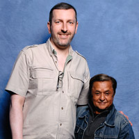 Height of Deep Roy