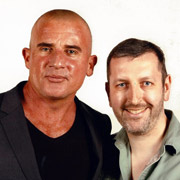 Height of Dominic Purcell