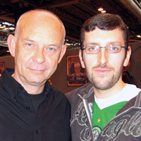Height of Doug Bradley
