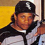 Height of  Eazy E