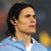 Height of Edinson Cavani
