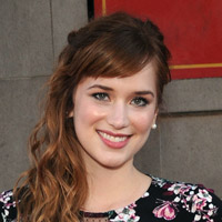 Height of Elizabeth Lail
