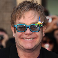 Height of Elton John