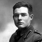 Height of Ernest Hemingway