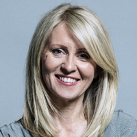 Height of Esther McVey