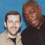 Height of Frank Bruno