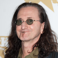 Height of Geddy Lee