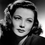 Height of Gene Tierney