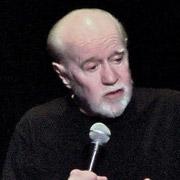 Height of George Carlin