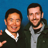 Height of George Takei