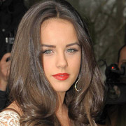 Height of Georgia May Foote