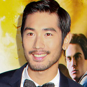 Height of Godfrey Gao