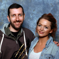 Height of Hannah Spearritt