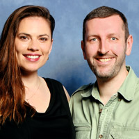 Height of Hayley Atwell