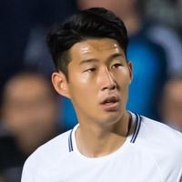 Height of Heung-min Son