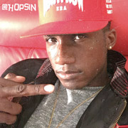 Height of  Hopsin