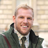 Height of James Haskell