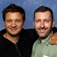 Height of Jeremy Renner