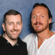 Height of Jerome Flynn