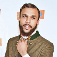 Height of  Jidenna