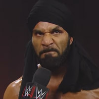 Height of Jinder Mahal