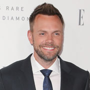 Height of Joel McHale