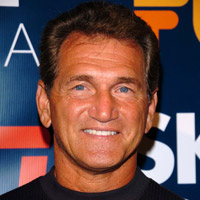 Height of Joe Theismann