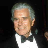 Height of John Forsythe