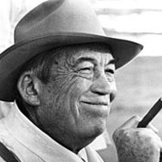 Height of John Huston