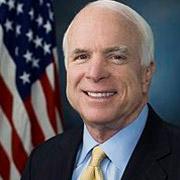 Height of John McCain