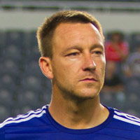 Height of John Terry