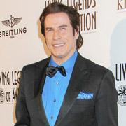 Height of John Travolta