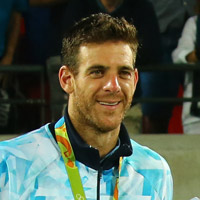 Height of Juan Martin del Potro