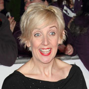 Height of Julie Hesmondhalgh