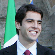 Height of  Kaká