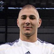 Height of Karim Benzema