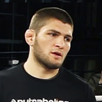 Height of Khabib Nurmagomedov