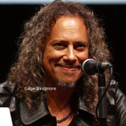 Height of Kirk Hammett
